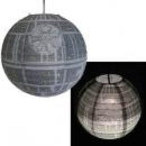 Merchandising STAR WARS - Death Star Paper Light Shade