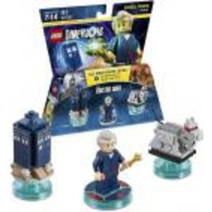 Lego Dimensions LEGO DIMENSIONS - Level Pack - Docteur Who