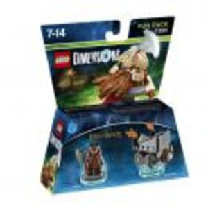 Lego Dimensions LEGO DIMENSIONS - Fun Pack - Lord Of The Ring Gimli