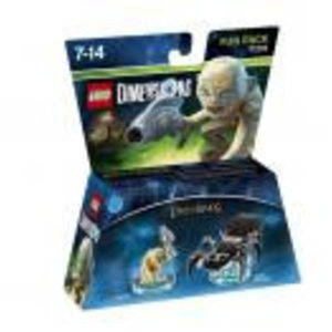 Lego Dimensions LEGO DIMENSIONS - Fun Pack - Lord Of The Ring Gollum