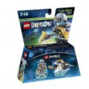 Lego Dimensions LEGO DIMENSIONS - Fun Pack - Ninjago Zane