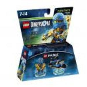 Lego Dimensions LEGO DIMENSIONS - Fun Pack - Ninjago Jay