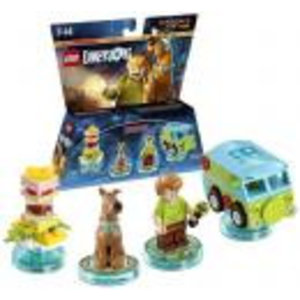 Lego Dimensions LEGO DIMENSIONS - Team Pack - Scooby Doo