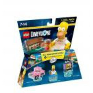 Lego Dimensions LEGO DIMENSIONS - Level Pack - Simpsons