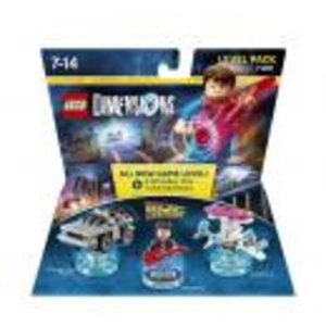 Lego Dimensions LEGO DIMENSIONS - Level Pack - Back to the Future