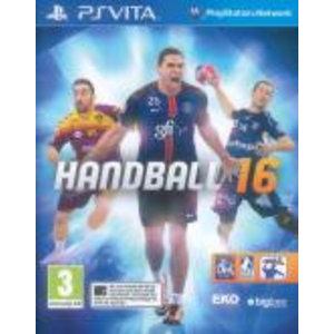 PS Vita Handball 16