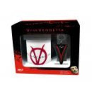 Merchandising VENDETTA - Gift Pack B - V For Vendetta