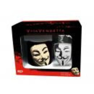 Merchandising VENDETTA - Gift Pack A - V For Vendetta