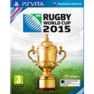 PS Vita Rugby 15 World Cup