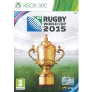 X360 Rugby 15 World Cup