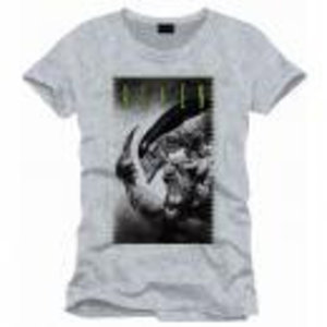 Merchandising ALIEN - T-Shirt To Be Or Not To Be Officiel Grey (S)