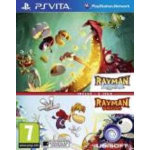 PS Vita COMPIL Rayman Legend + Origins