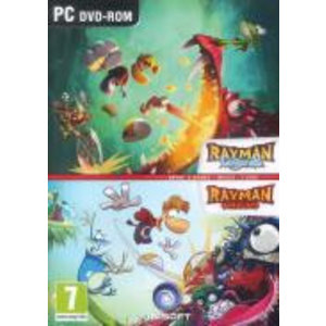 PC COMPIL Rayman Legend + Origins