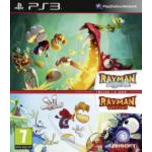 PS3 COMPIL Rayman Legend + Origins
