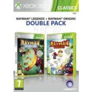 X360 COMPIL Rayman Legend + Origins