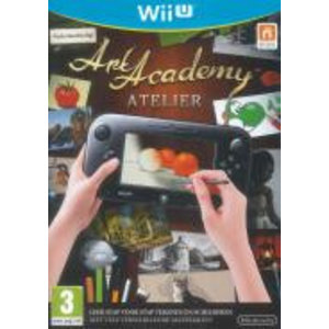 WiiU Art Academy Atelier