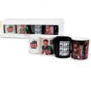 Merchandising BIG BANG THEORY - Set of 4 Espresso Mugs