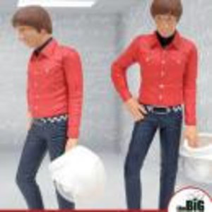 Merchandising BIG BANG THEORY - Figure - Howard Wolowitz (16.4 cm)
