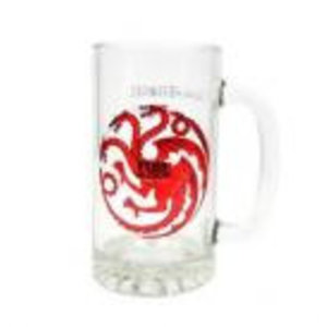Merchandising GAME OF THRONES - Beer Stein - Targaryen Crystal