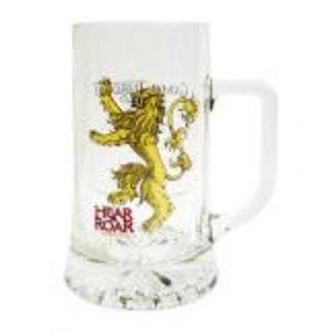 Merchandising GAME OF THRONES - Beer Stein - Lannister Crystal
