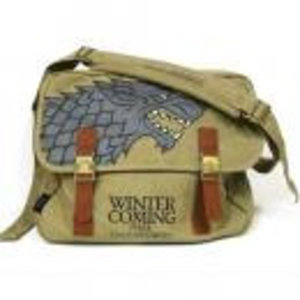 Merchandising GAME OF THRONES - Messenger Bag - Stark Canvas