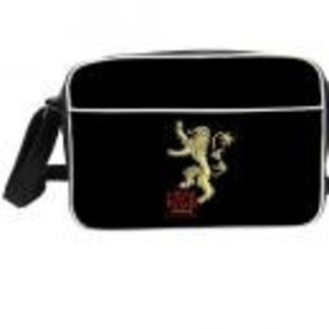 Merchandising GAME OF THRONES - Messenger Bag - Hear Me Roar (Lannister)