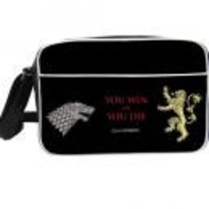 Merchandising GAME OF THRONES - Messenger Bag - You Win or You Die
