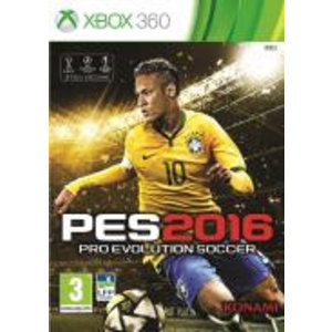 X360 Pro Evolution Soccer 2016 - DAY ONE EDITION
