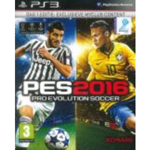 PS3 Pro Evolution Soccer 2016 - DAY ONE EDITION
