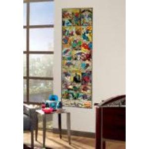 Merchandising MARVEL - Wall Decals - Comic Panel Spiderman Classic