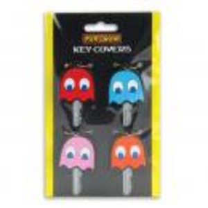 Merchandising PAC-MAN - Key Covers Version 2