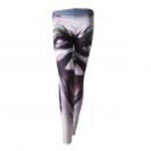 Merchandising BATMAN - Legging - Joker Sublimation  (M)