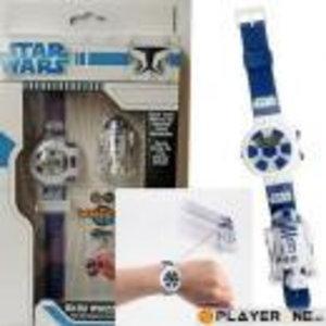 Merchandising STAR WARS - Whizz Watch with Remote Control R2-D2