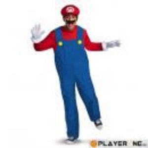 Merchandising NINTENDO - Disguise Super Mario Clasic (Adult Size M)