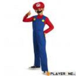 Merchandising NINTENDO - Disguise Super Mario Clasic (10-12 years)