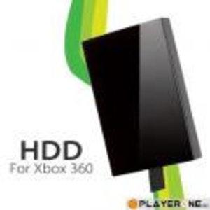 X360 Hard Drive 500GB Officiel Xbox 360