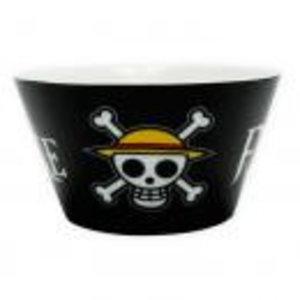 Merchandising ONE PIECE - Bowl 460 ml - Skull