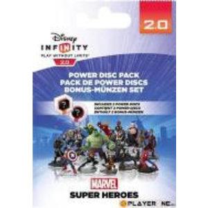 Disney Infinity DISNEY INFINITY 2 - 2-Power Disks Pack MARVEL Wave 1 (BOX 24 Pces)