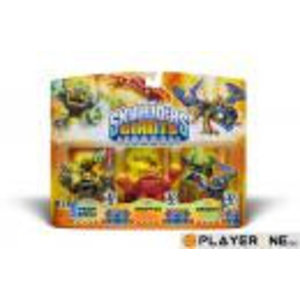 Skylanders Giants Skylanders Giants LIGHTCORE 3 PACK Prism Break + Eruptor + Drobot-Pce