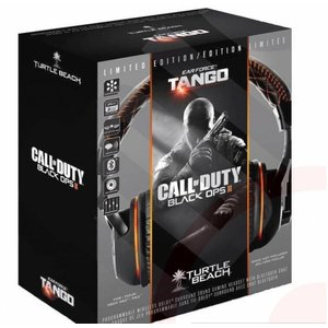 PS3 Turtle Beach - TANGO - COD Black Ops II Limited Edition (PS3/Xbox/PC)