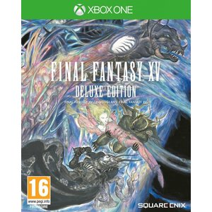 XONE Final Fantasy XV - Deluxe Edition