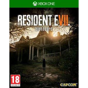 XONE Resident Evil 7