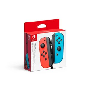 Switch Joy-Con Pair Red & Blue