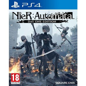 PS4 NIER AUTOMATA DAY ONE EDITION
