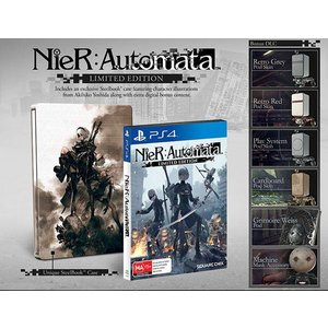 PS4 NIER AUTOMATA LIMITED EDITION