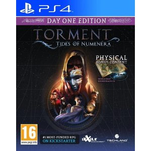 PS4 Torment - Tides of Numenera Day One Edition