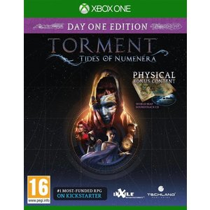 XONE Torment - Tides of Numenera Day One Edition