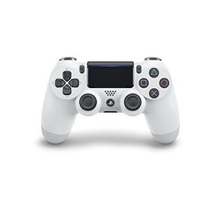 PS4 Control Pad Wireless DUALSHOCK 4 Official (Glacier White) V2 - PS4