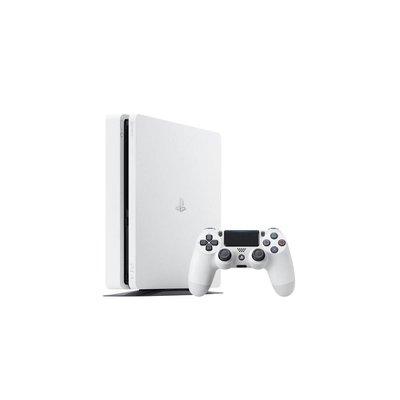 PS4 Console PS4 SLIM - 500 GB White
