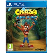 PS4 Crash Bandicoot - Nsane Trilogy